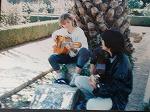 スペインの思い出 26 「グエル公園」