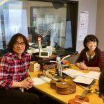 和歌山放送ラジオに出ました。