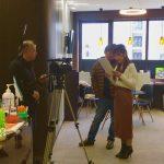 今日はテレビ和歌山「ウクレレレッスン」の禄画撮り撮りをしました
